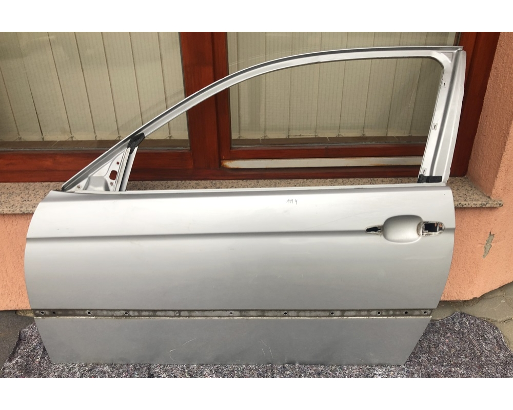 BMW E46 Compact bal első ajtó üresen