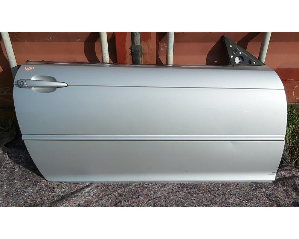 BMW E46 Coupe-Cabrio jobb ajtó üresen