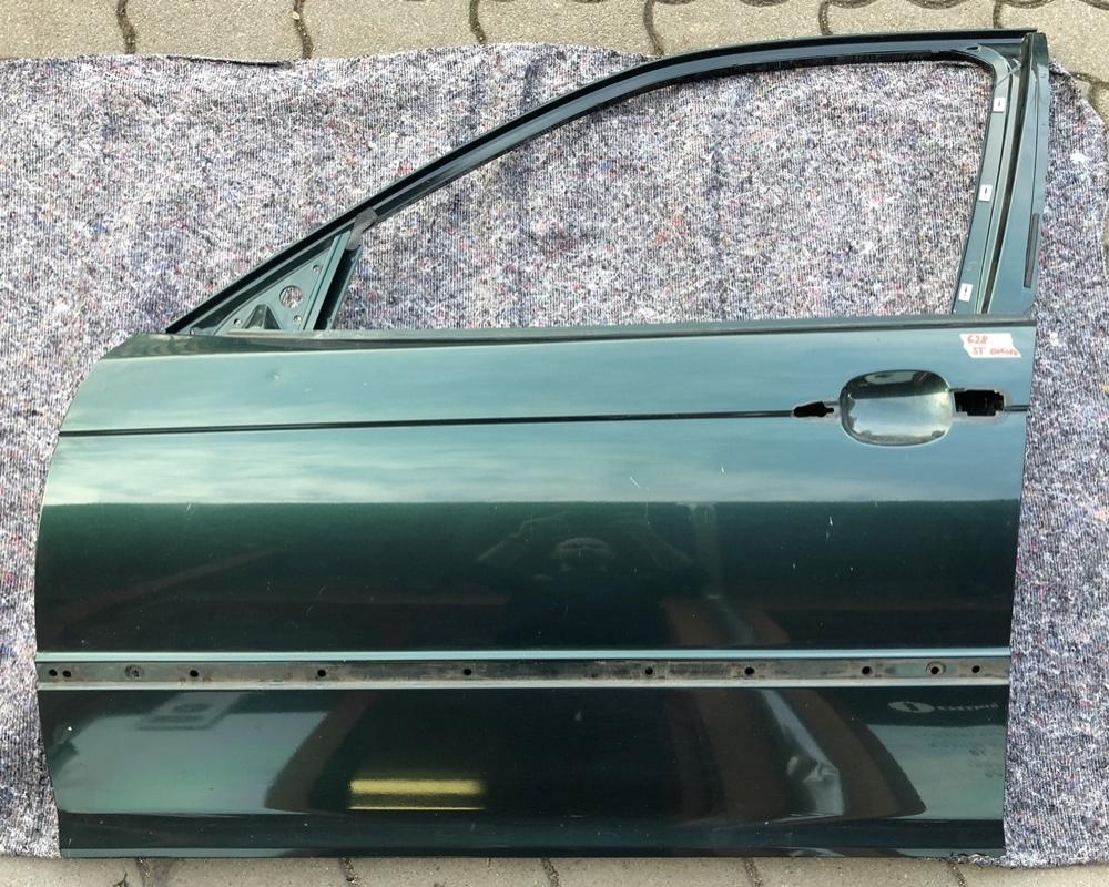 BMW E46 Sedan-Touring bal első ajtó üresen