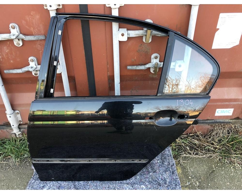 BMW E46 Sedan bal hátsó ajtó üresen