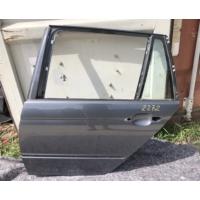 BMW E46 Touring bal hátsó ajtó üresen
